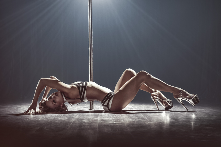best pole dancing moves
