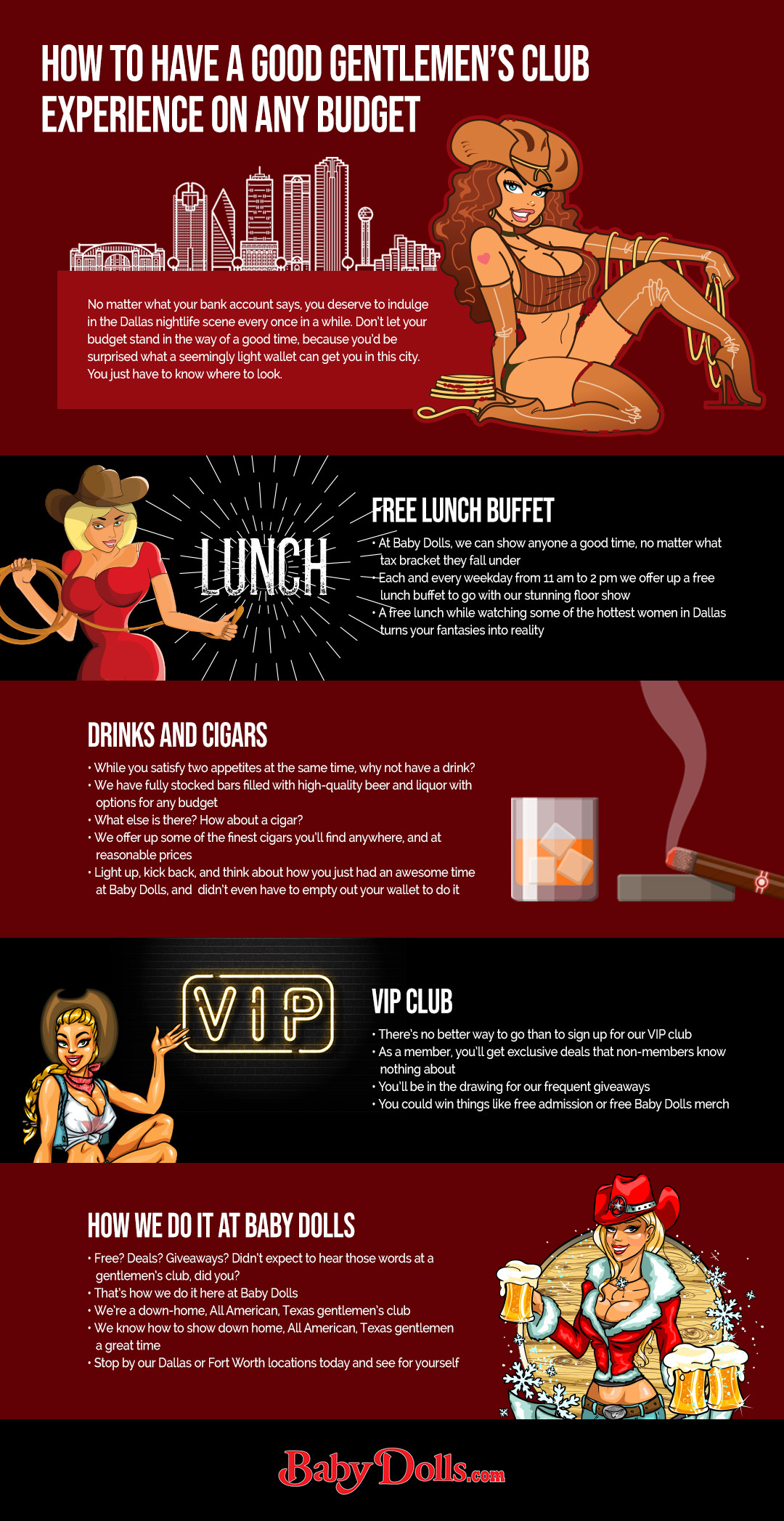 How To Have A Good Gentlemen's Club Experience On Any Budget