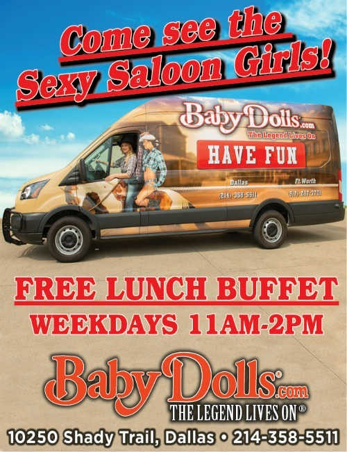 Gentlemen's Club in Dallas & Ft  Worth | Baby Dolls Saloon